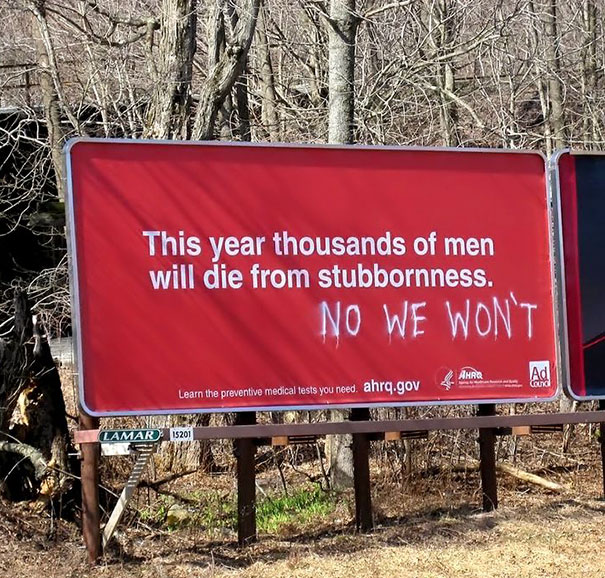 Stubbornness At The Highest Level